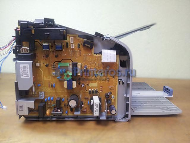 Как устранить неисправности принтера hp laserjet 2050